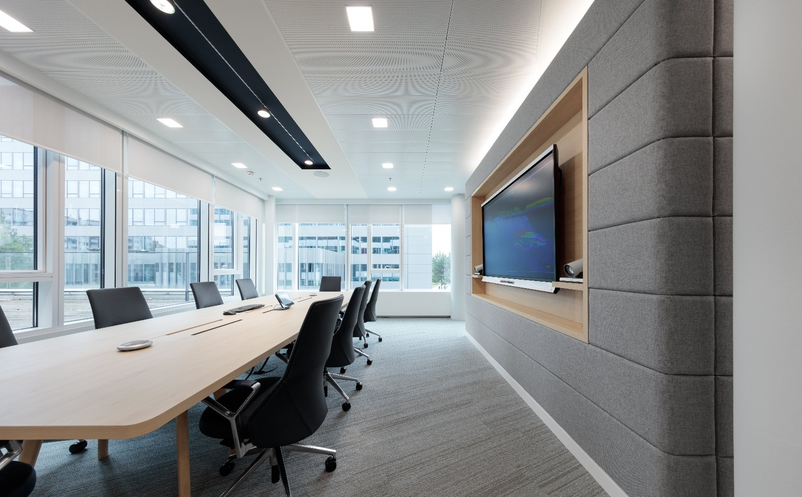 Large AV Meeting Room