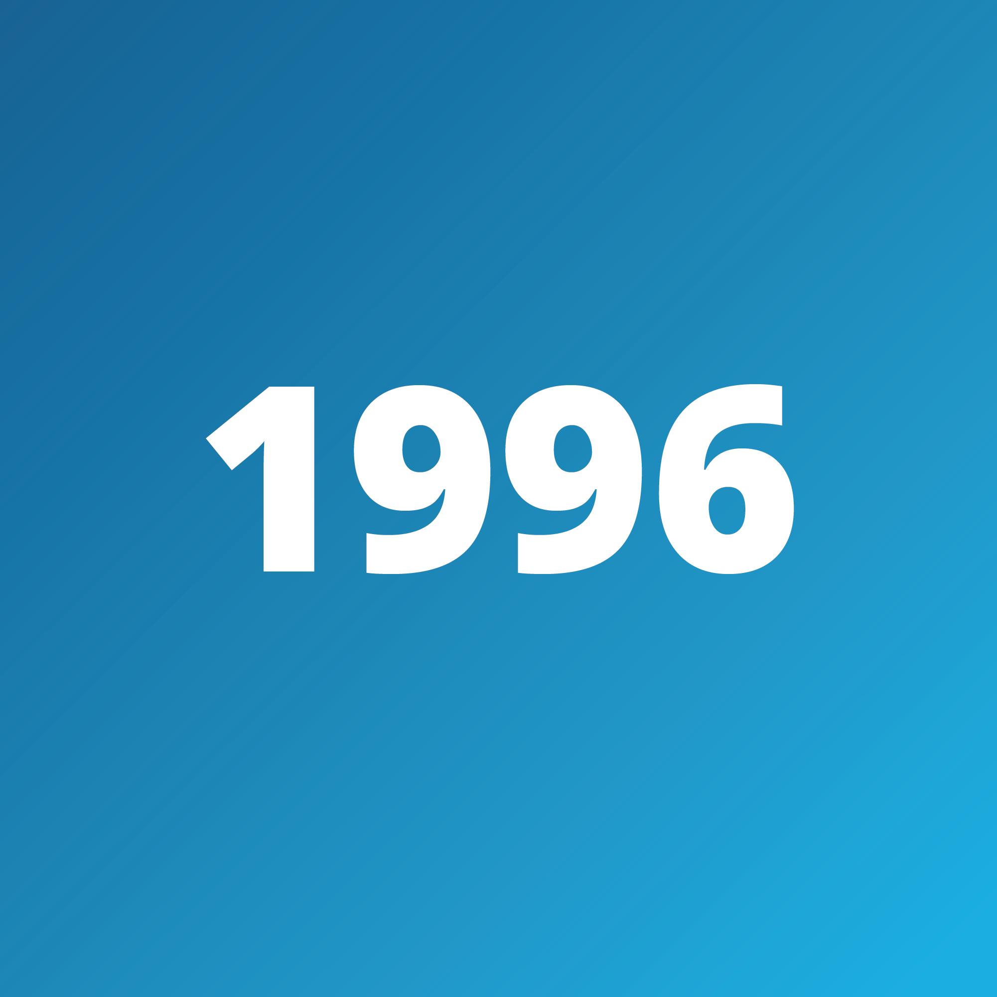 Timeline - 1996