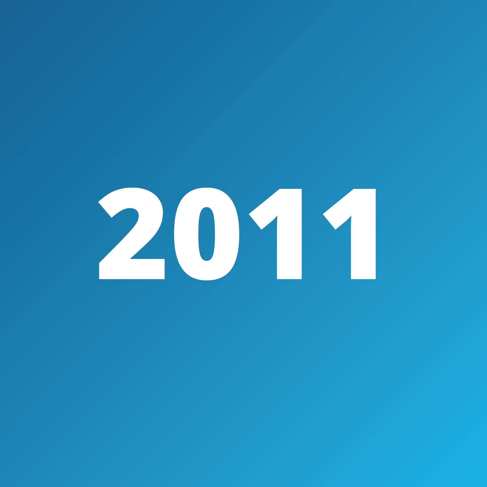 Timeline - 2011