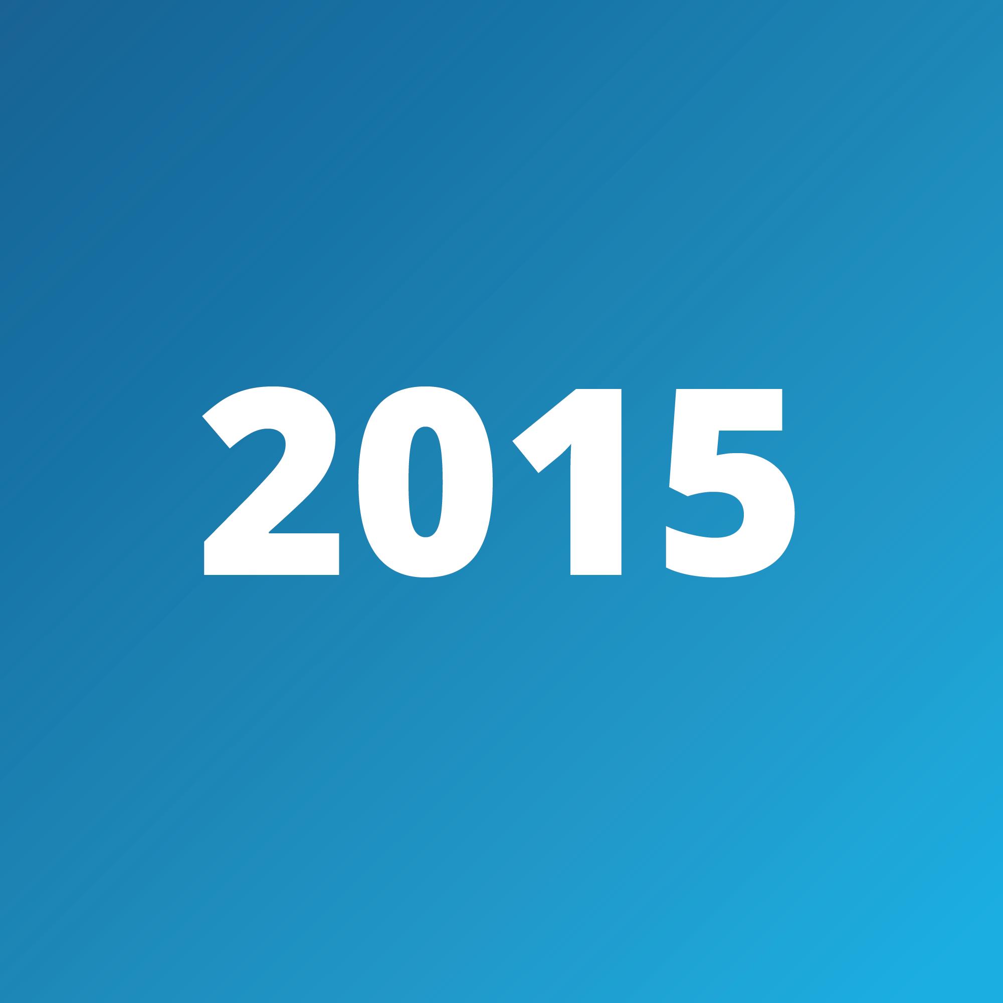 Timeline - 2015