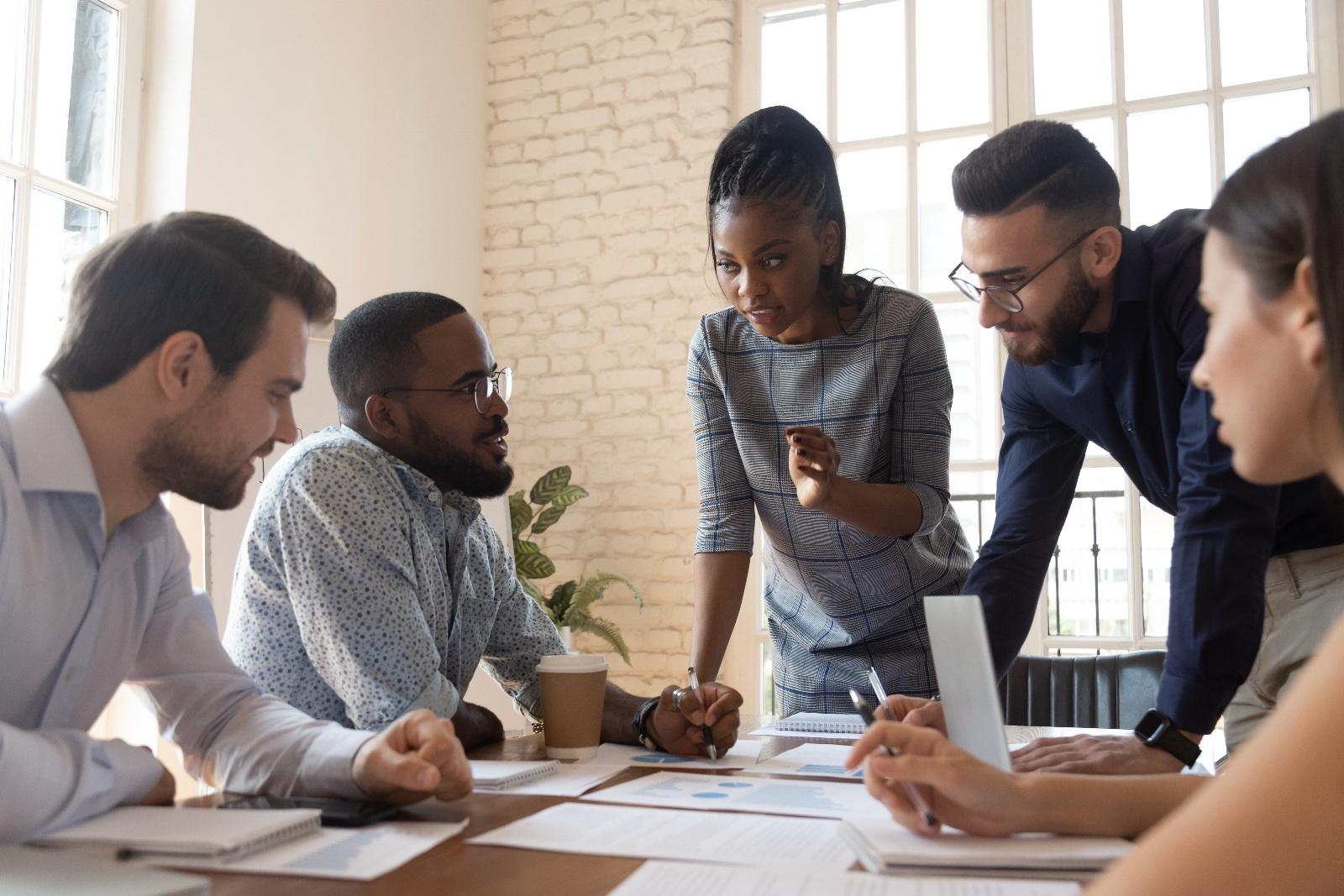 Enterprise Solutions Team Meeting