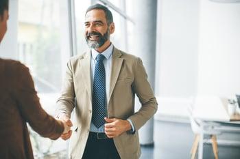 Partnership Handshake