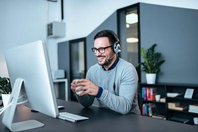 Sales Associate Video Call