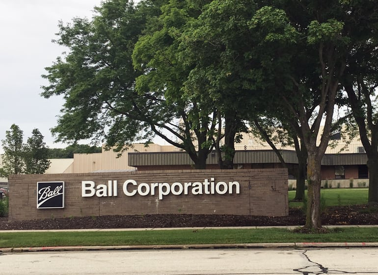 Ball-Corp Building Image