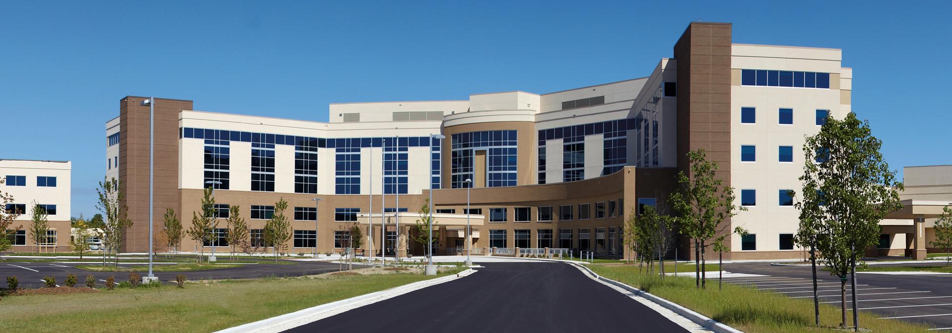 CHS Building Image