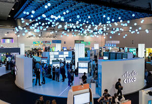 Cisco-Live-Tradeshow-Floor