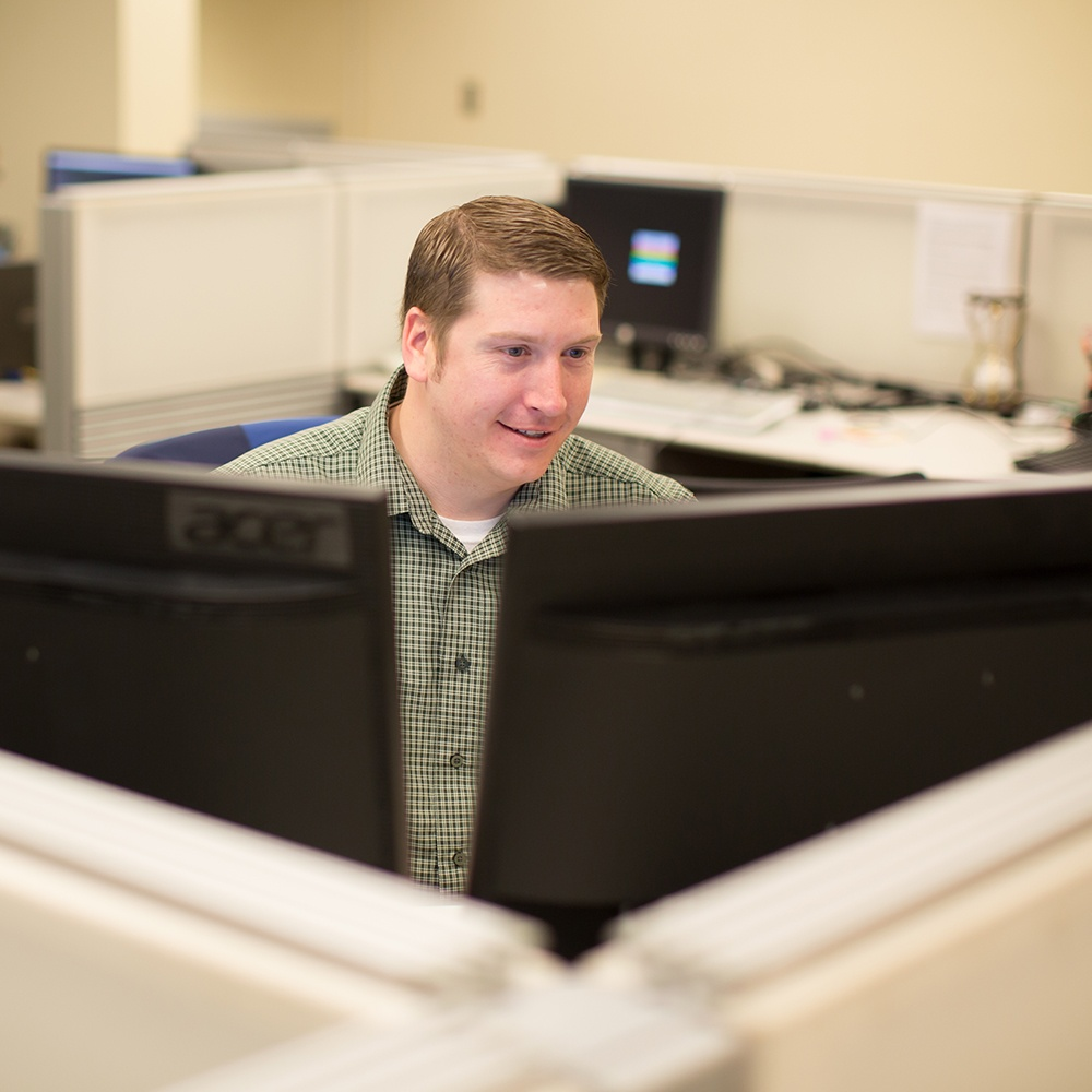 Matthew Prichard, Service Desk Technician