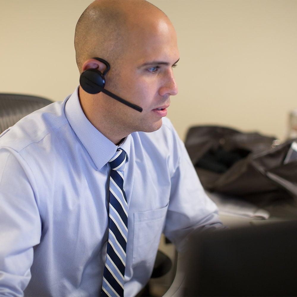 Dustin Merryman, Business Analyst