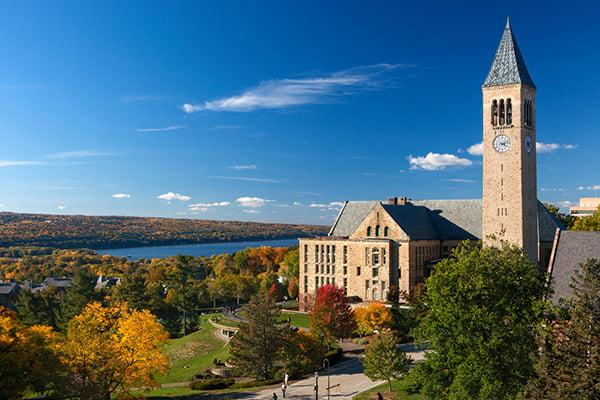 CornellU Building Image