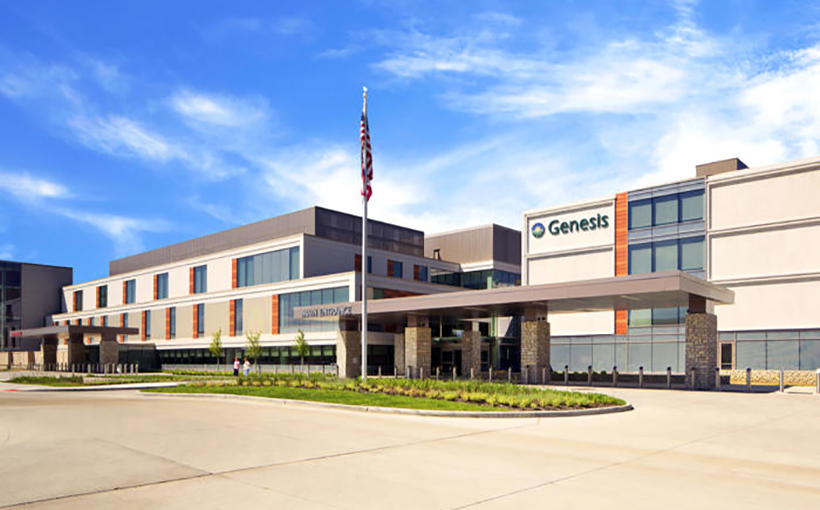 GenesisHealthcare Building Image