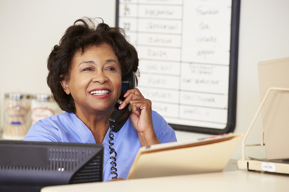 Cisco has one of the best contact center solutions for hospitals