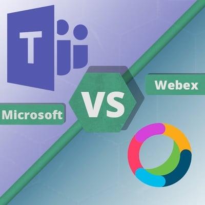 Microsoft Vs Webex