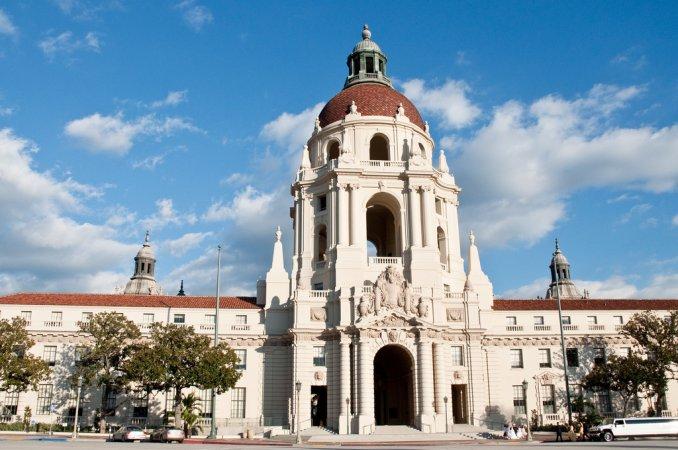 PasadenaCityHall Building Image