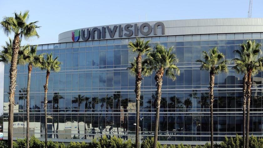 Univision Building Image