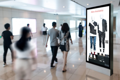 Digital Signage Ad
