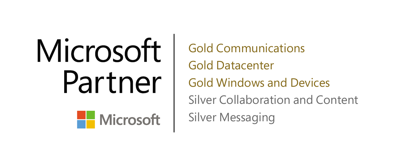 Continuant Microsoft Gold Partner Logo