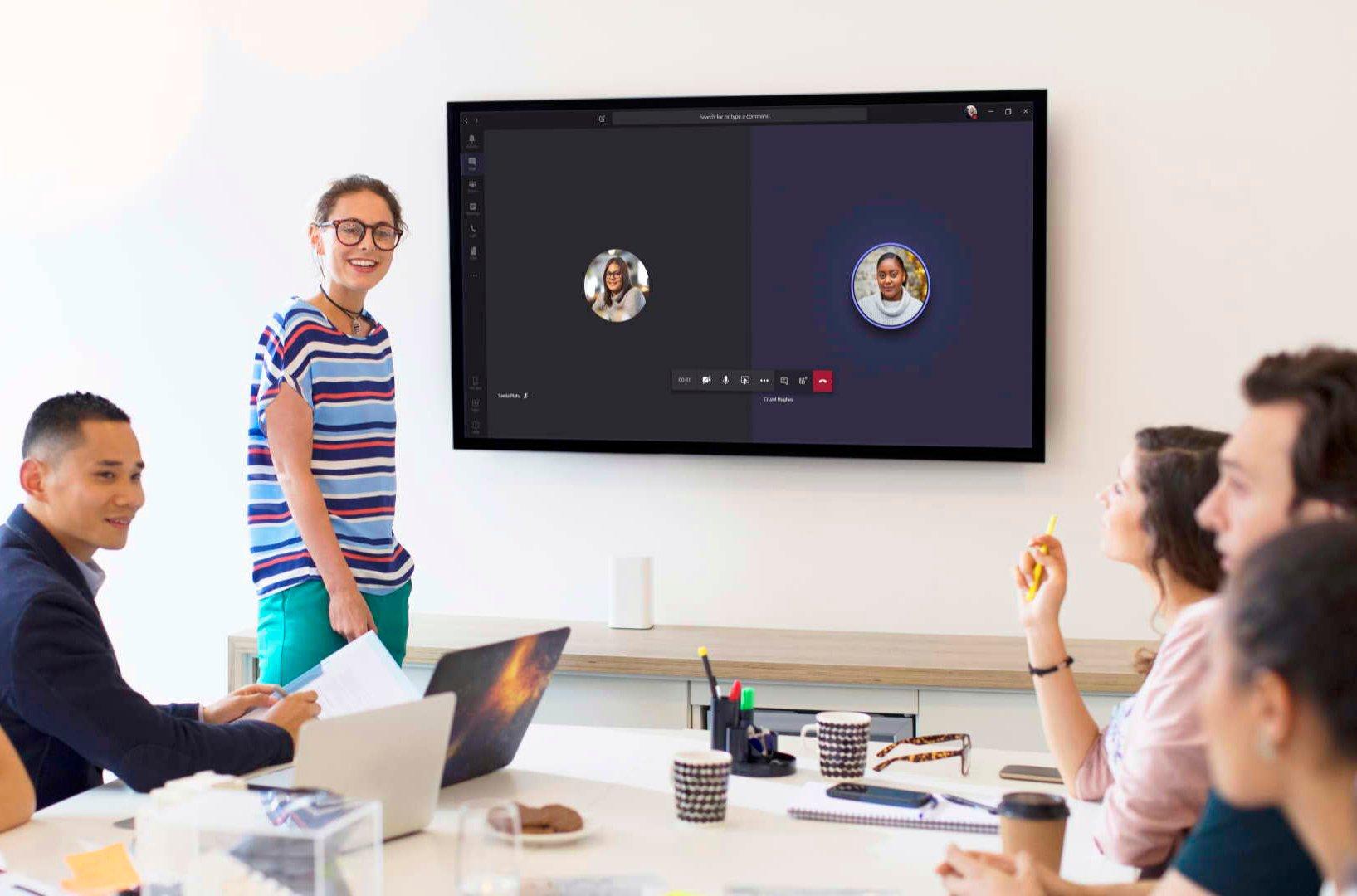 Teams Workshop Meeting