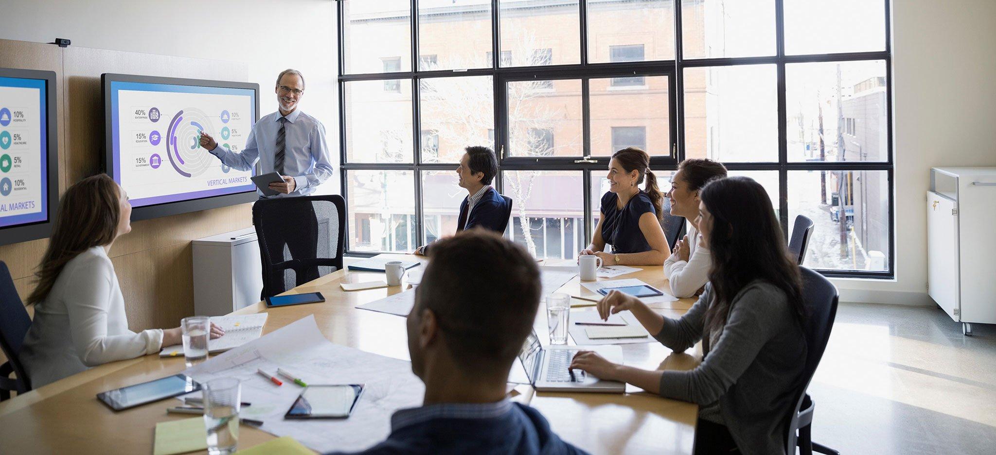 Microsoft Teams Room Meeting