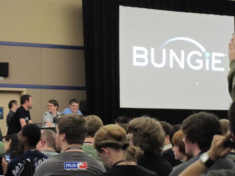 bungie games panel