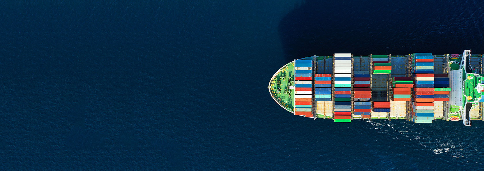 Cargo Ship Banner