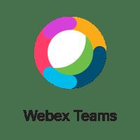 webex teams small logo
