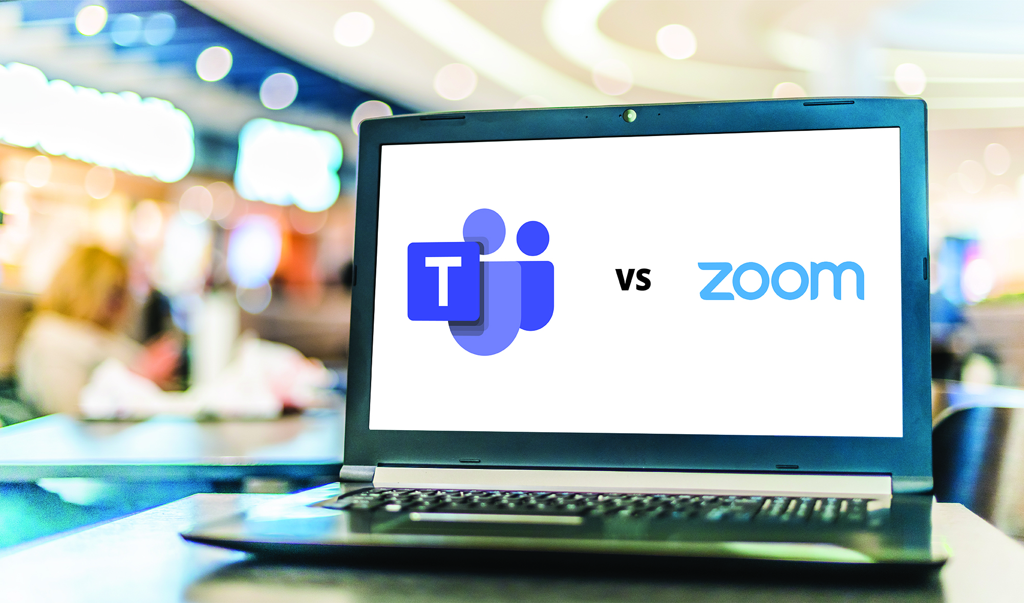 Teams-vs-zoom-laptop