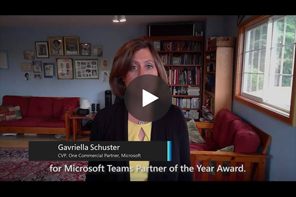 Microsoft Congratulates Continuant for Winning 2020 Partner of the Year Award